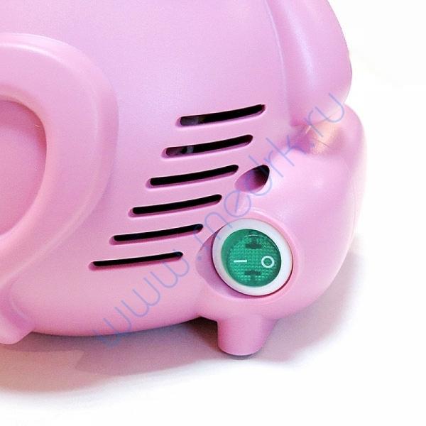 Ингалятор компрессорный Кошка (с сумкой)  Вид 7