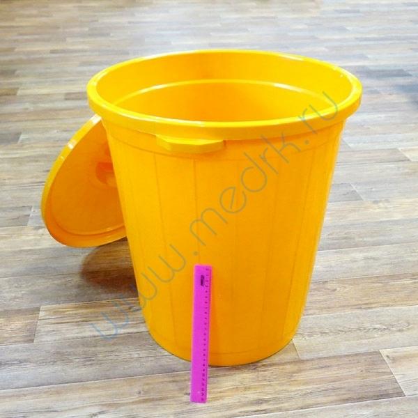 Бак для сбора и утилизации медицинских отходов 65 л  Вид 6