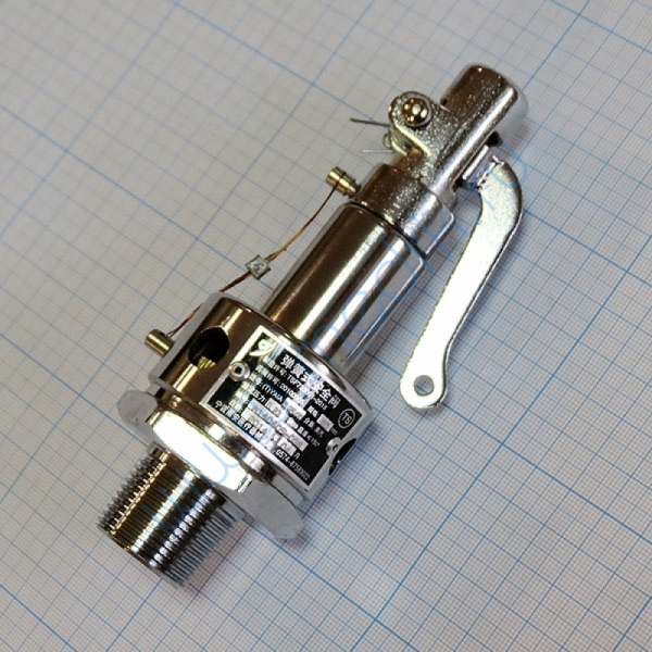 Клапан предохранительный GD-ALL 12/0030 (3/4 дюйма)  Вид 1