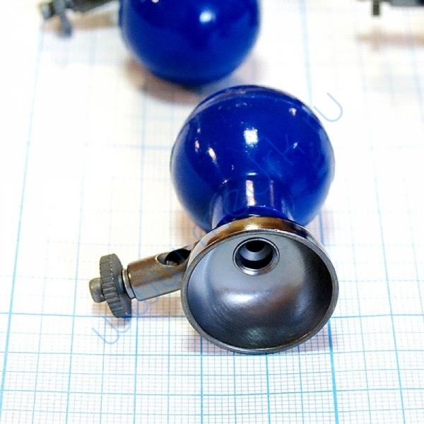 Электрод грудной (взрослый) с винтом и зажимом, КНР  Вид 6