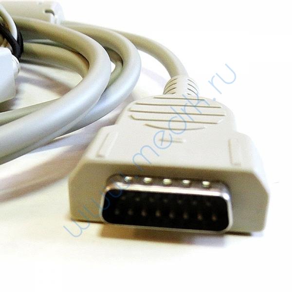 Кабель для ЭКГ MAC 400, 500, 800, 1100, 1200, КНР  Вид 5