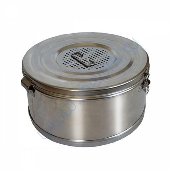 Коробка стерилизационная D-18