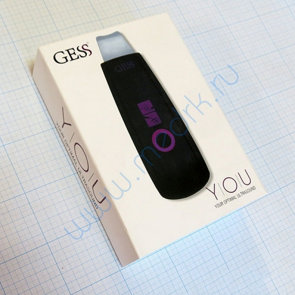 Прибор для ультразвуковой чистки лица GESS-689 YOU  Вид 1