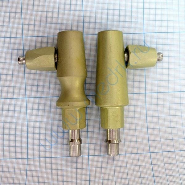 Система клапаная быстроразъемная СКБ-1 на 2 газа (кислород, углекислота)  Вид 5