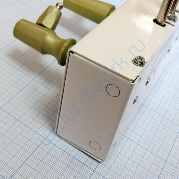 Система клапаная быстроразъемная СКБ-1 на 2 газа (кислород, углекислота)  Вид 9