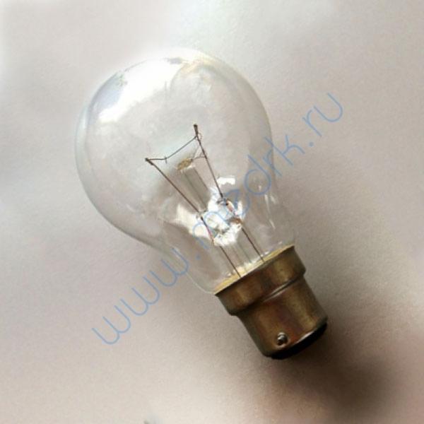 Лампа Ж 80-60 В22d  Вид 1