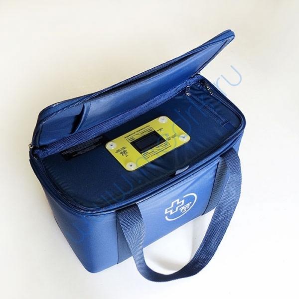 Сумка-холодильник медицинская с электронным индикатором, 4 л  Вид 1
