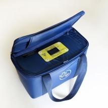 Сумка-холодильник медицинская с электронным индикатором, 4 л
