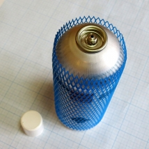 Баллон калибровочный с газом CO для анализатора Micro CO