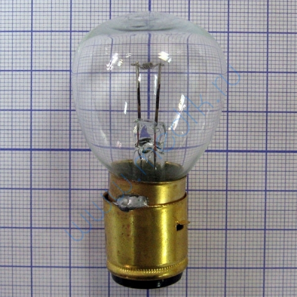 Лампа РН 12-35-1 (P20d)  Вид 1