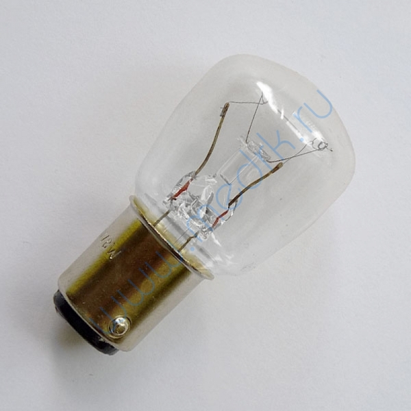 Лампа РН 127-8-1 (B15d)  Вид 1