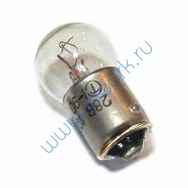 Лампа СМ 28-10 В15s  Вид 1