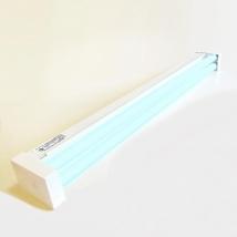 Облучатель бактерицидный настенно-потолочный ОБНП 2х30-01 (без ламп и стартеров)