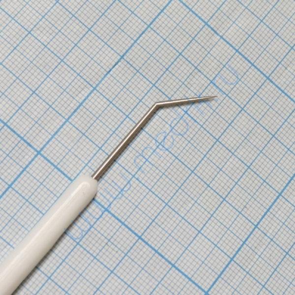 Игла гистологическая препарировальная изогнутая АН-1-06  Вид 1