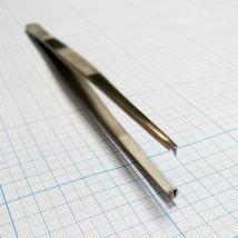 Пинцет хирургический J-16-031, 14,5см