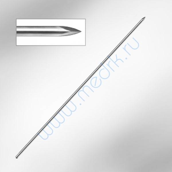 Спица для скелетного вытяжения СГК 15.3 гладкая, 1,5х300  Вид 1