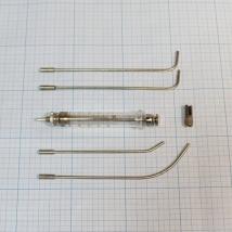 Шприц для внутригортанных вливаний и промывания миндалин ОР-7-304-5