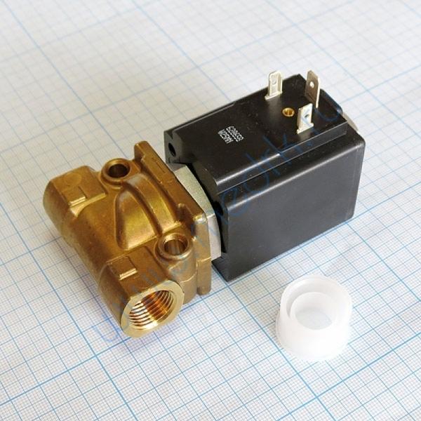 Клапан электромагнитный 2/2-ходовой н/з, ДN 6 мм  Вид 1