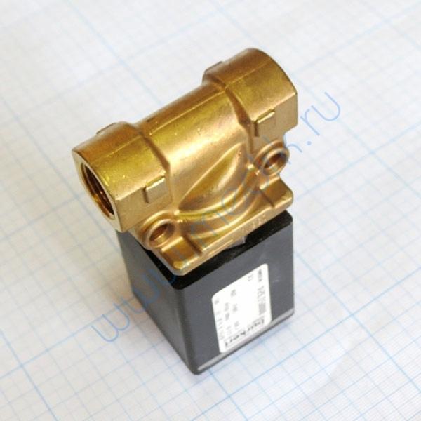 Клапан электромагнитный 2/2-ходовой н/з, ДN 6 мм  Вид 5