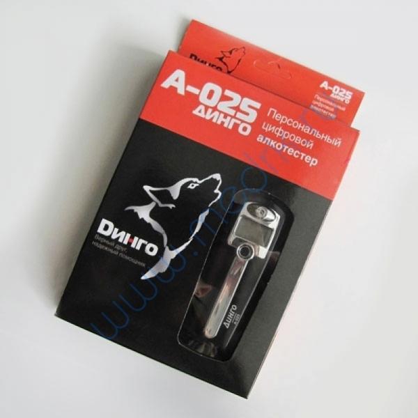 Алкотестер Динго А-025  Вид 1