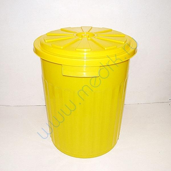 Бак для сбора и утилизации медицинских отходов 35 л  Вид 1