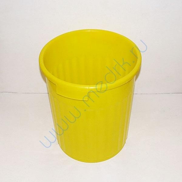 Бак для сбора и утилизации медицинских отходов 35 л  Вид 3
