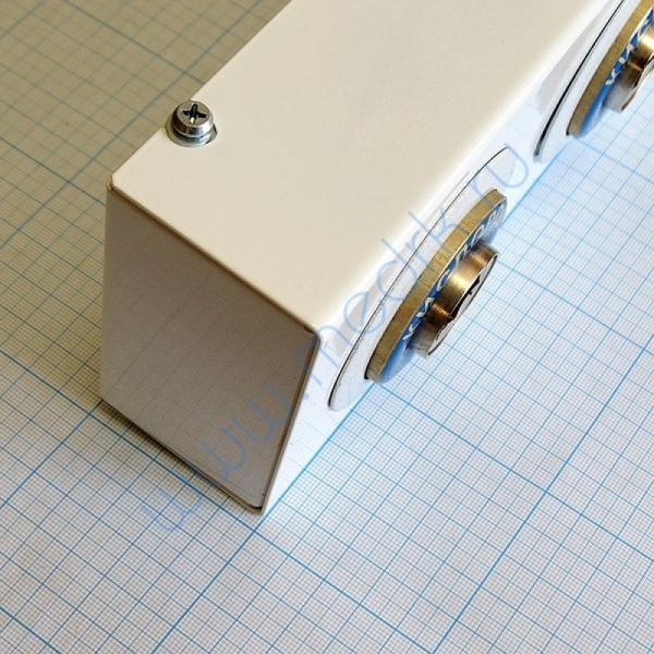 Система клапанная быстроразъемная СКБ-1 на 2 газа (кислород+кислород)  Вид 6