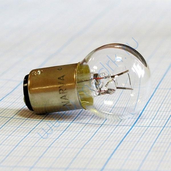 Лампа Narva 67171 6V 10W B15d  Вид 5