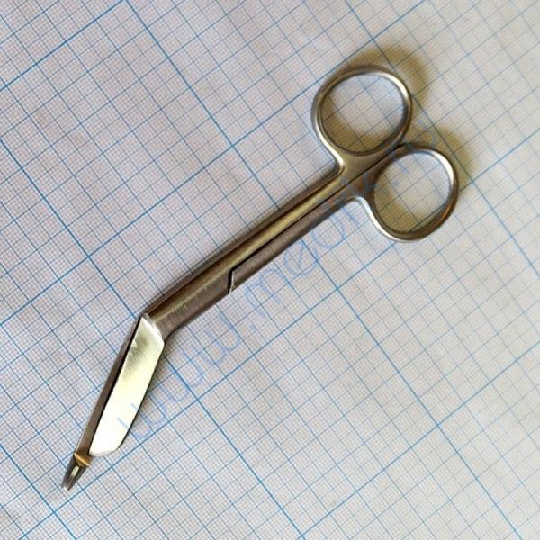 Ножницы для разрезания повязок с пуговкой по Листеру JO-21-120  Вид 5
