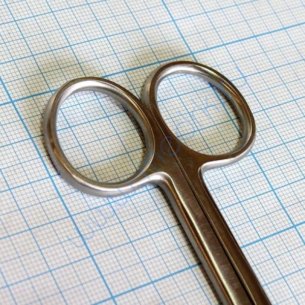 Ножницы для разрезания повязок с пуговкой по Листеру JO-21-120  Вид 7