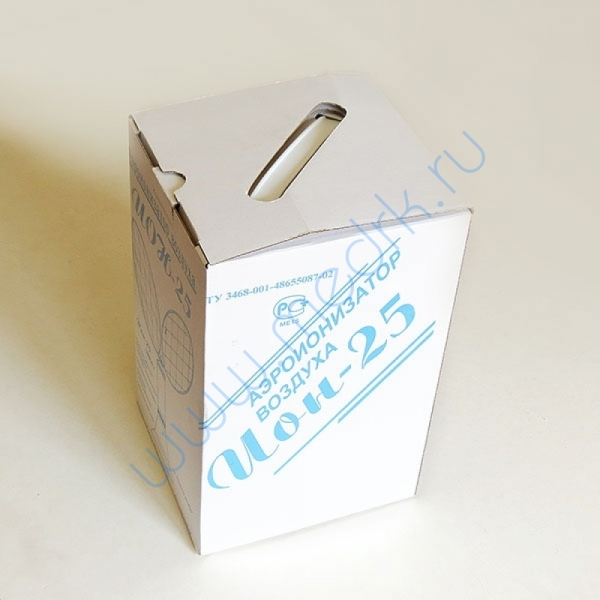 Ионизатор воздуха ИОН-25  Вид 1