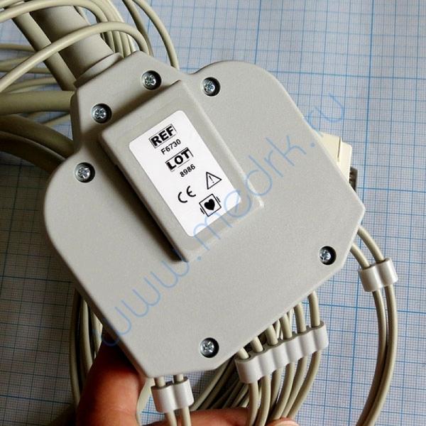 Кабель Fiab F6730R для ЭКГ Personal-120  Вид 4