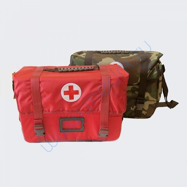 Сумка-укладка медицинская СМ-1 для спасателя-санитара  Вид 3