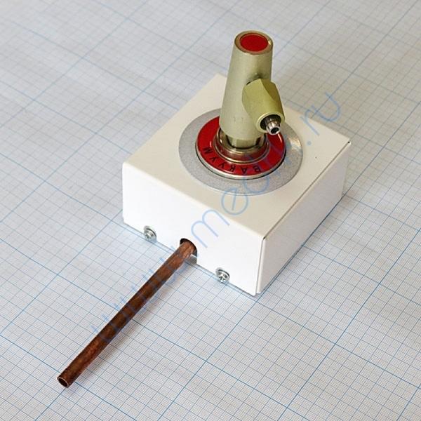 Система клапанная быстроразъемная СКБ-1 (вакуум)  Вид 2