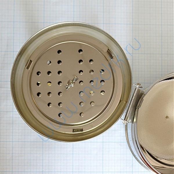 Коробка стерилизационная КСКФ-3   Вид 5
