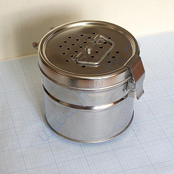 Коробка стерилизационная КСКФ-3   Вид 6
