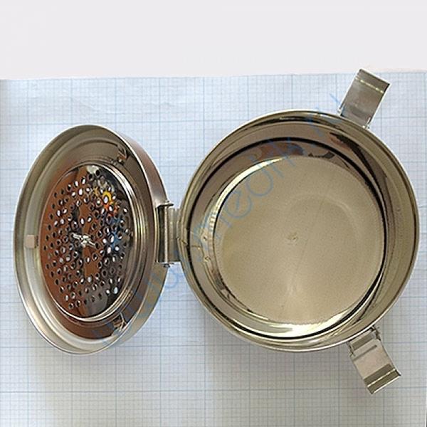 Коробка стерилизационная КСКФ-6 с фильтрами  Вид 2