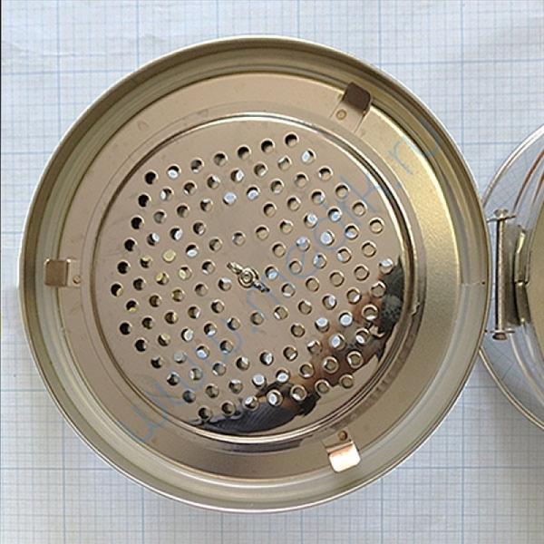 Коробка стерилизационная КСКФ-6 с фильтрами  Вид 4