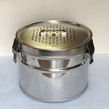 Коробка стерилизационная КСКФ-6 с фильтрами