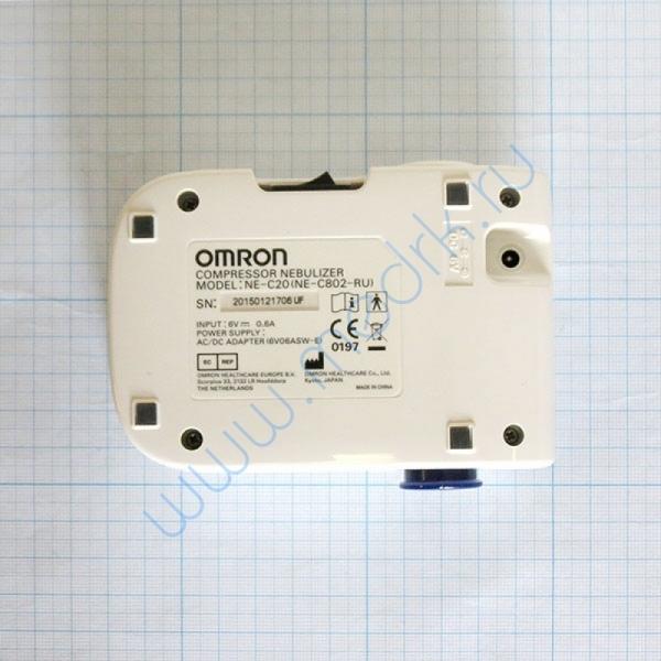 Ингалятор небулайзер Omron NE-C20  Вид 4