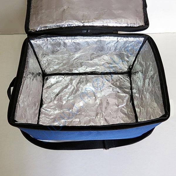 Сумка-термос 01-8 для инфузионных растворов (6 флаконов)  Вид 4