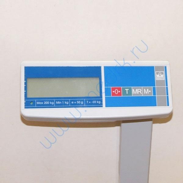 Весы медицинские ВЭМ-150 (исполнение А3)  Вид 1