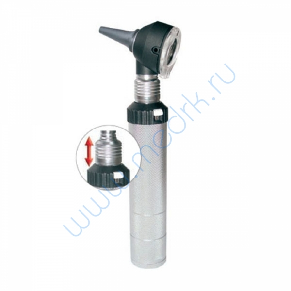 Набор диагностический KaWe Комбилайт FO30/E36 (офтальмоскоп 6 апертур, диафаноскоп и отоскоп ФО с принадлежностями)  Вид 3