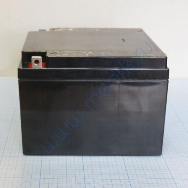 Батарея аккумуляторная AN-12-26 (12В; 26 Ач)  Вид 6