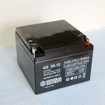 Батарея аккумуляторная AN-12-26 (12В; 26 Ач)