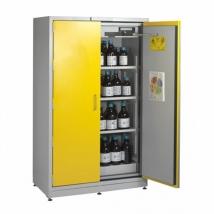 Шкаф для хранения реактивов, кислот ЛВЖ 1200В