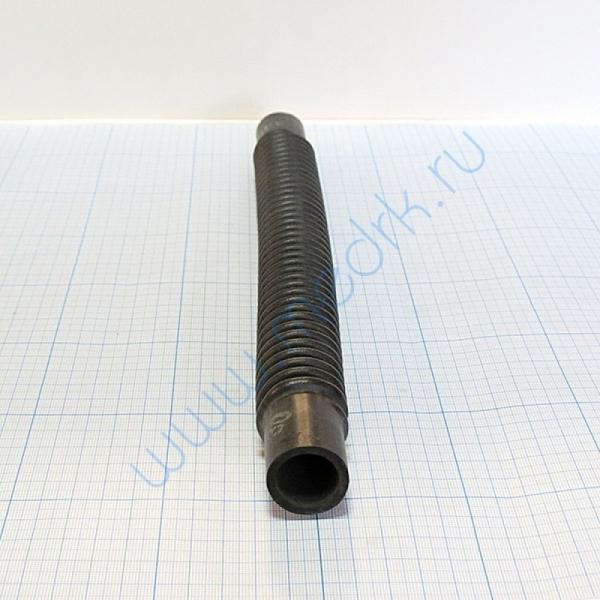 Трубка резиновая гофрированная №2 к аппарату искусственной вентиляции легких РО-6  Вид 1