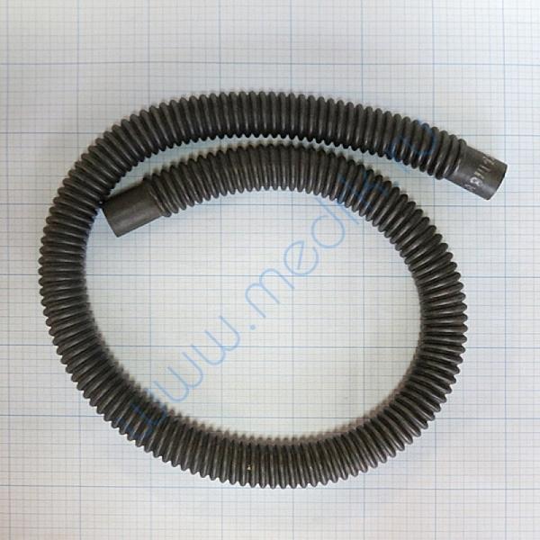 Трубка резиновая гофрированная №3 к аппарату искусственной вентиляции легких РО-6  Вид 2
