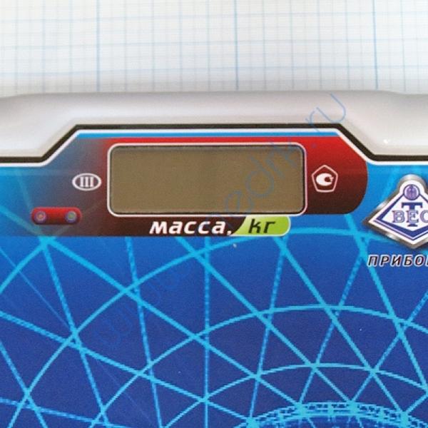 Весы медицинские напольные ВМЭН-150 (50/100-А)  Вид 1