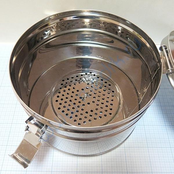 Коробка стерилизационная КСКФ-9 с фильтрами  Вид 3